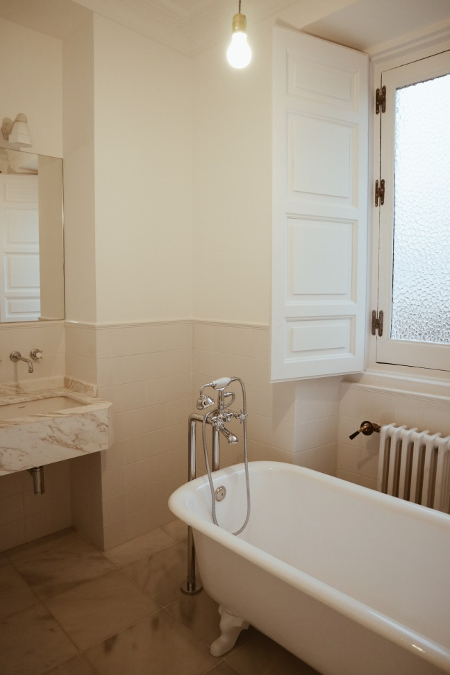Cuarto de baño suite principal A75